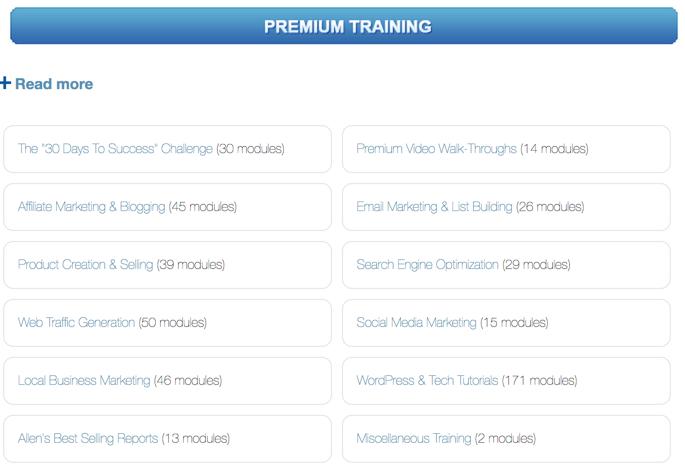 impho premium training