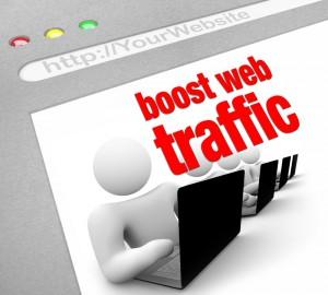 boost traffic