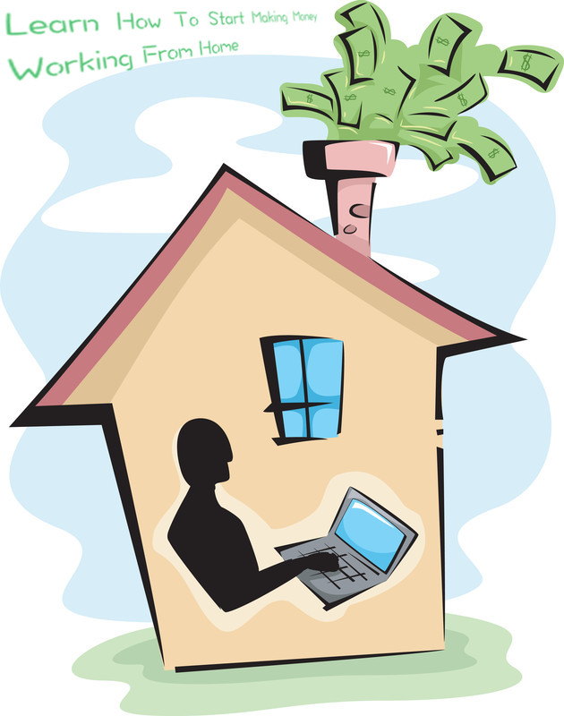 Make money working From Home scams