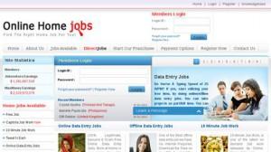 online home jobs