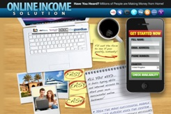 online income solution