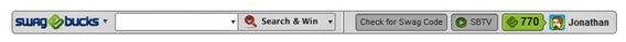swagbucks toolbar
