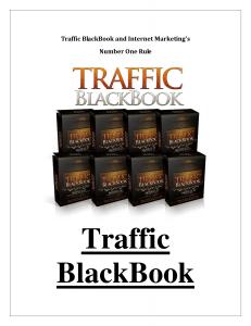 traffic book