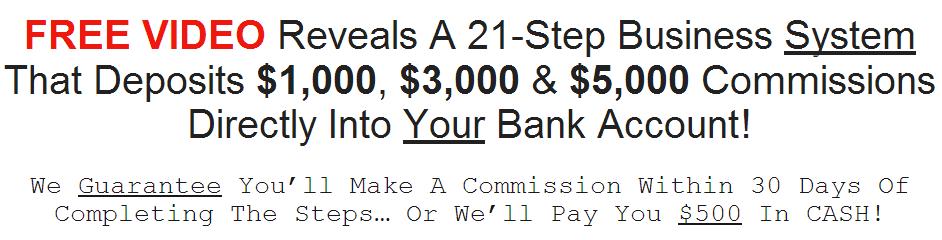 5000$ commissions