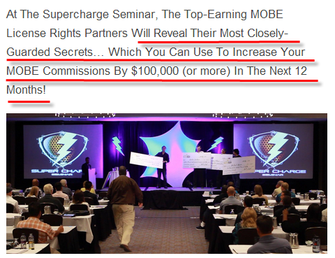 supercharge seminer