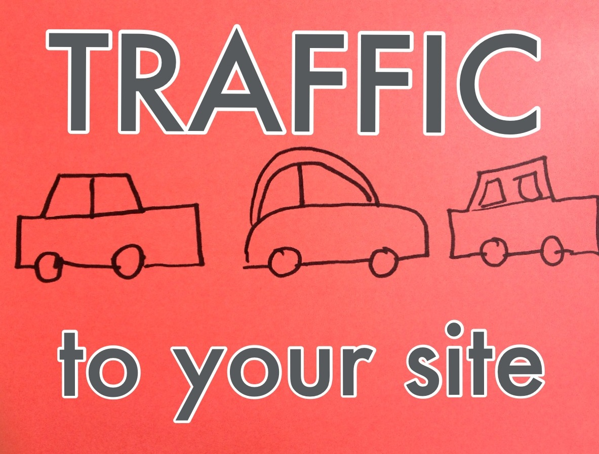 What Can I do if I don't Get Traffic to My Website?