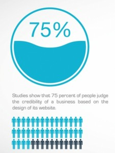 unprofessional website statistics
