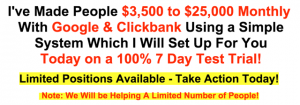 make thousands with 7 day cash