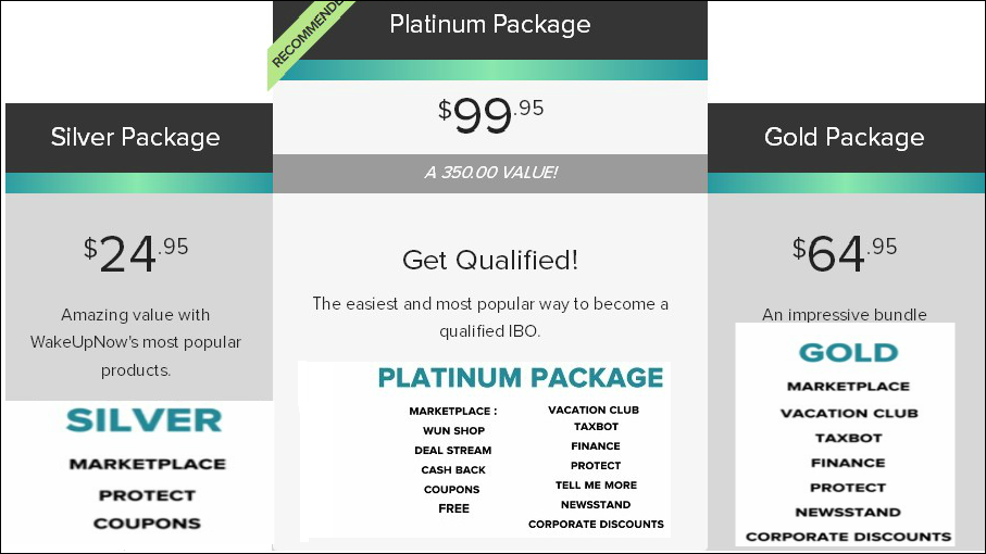 Wakeupnow-packages