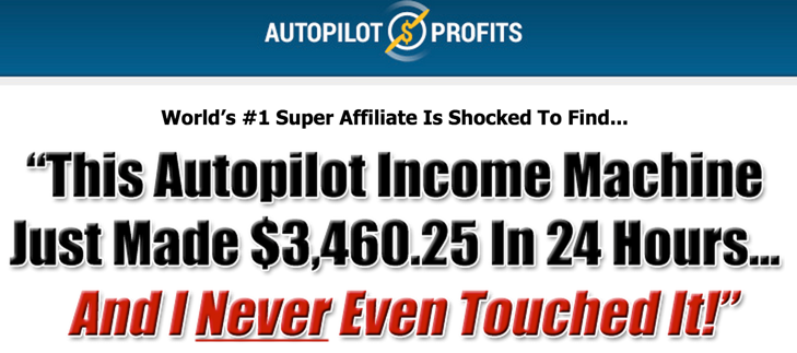 Autopilot Profits Review – You're going to Make Money Before You Go to Sleep Tonight