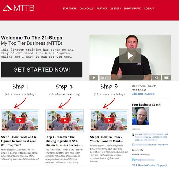 mttb 21-steps