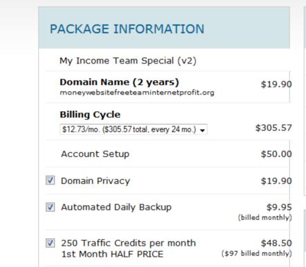 income-team-price