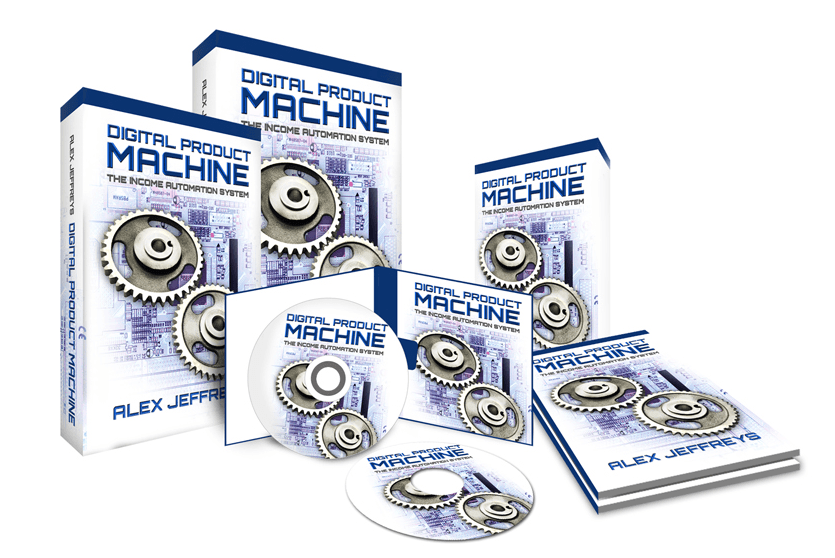 Digital Product Machine – Up and Running in less than 7 days