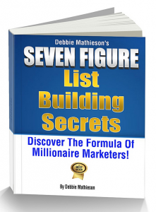 Seven-Figure List Building Secrets