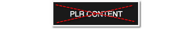PLR-content