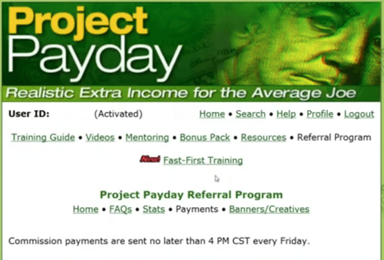 project-payday-members-area