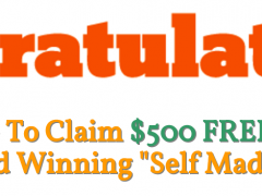 Self Made Millionaire System – This Offer is Valid for Today Only
