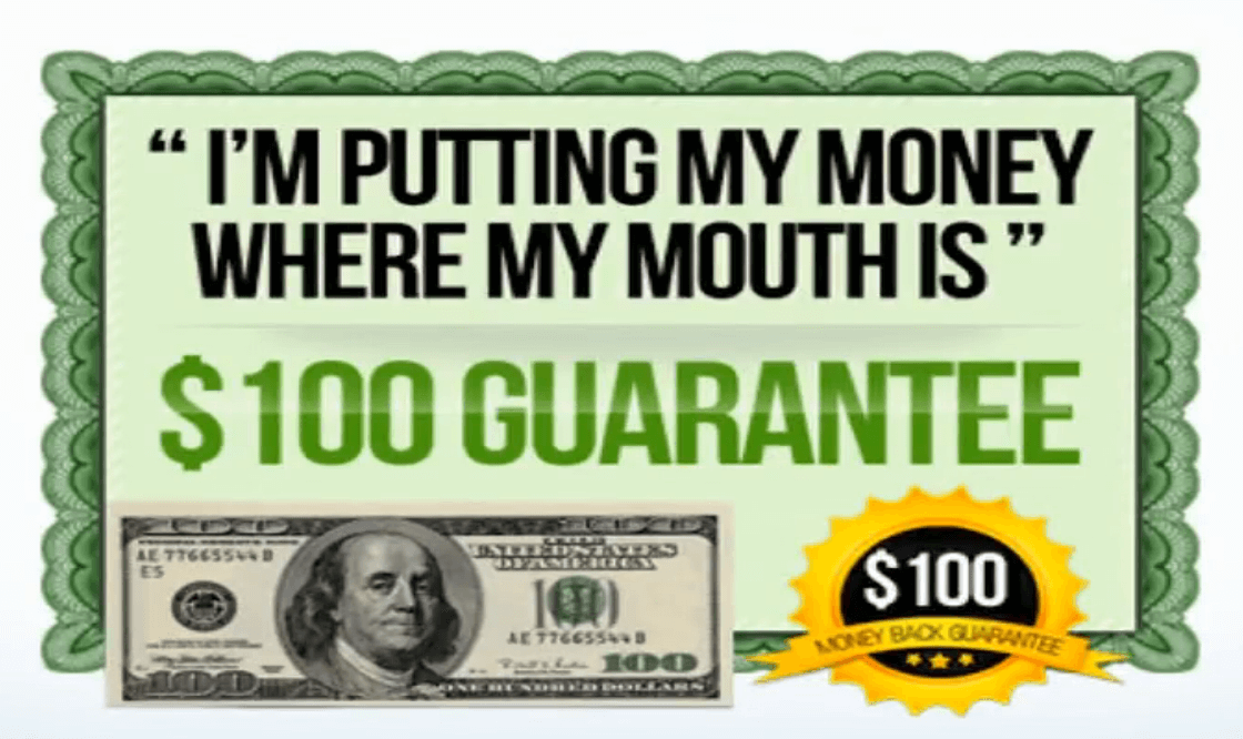 $100-payout