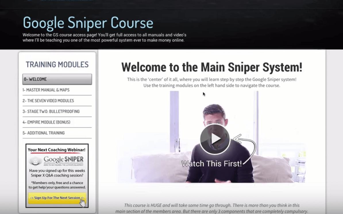 google-sniper-3-course