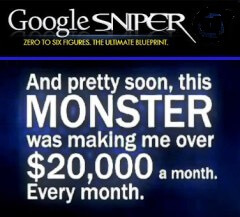 Is Google Sniper 3 a Scam?