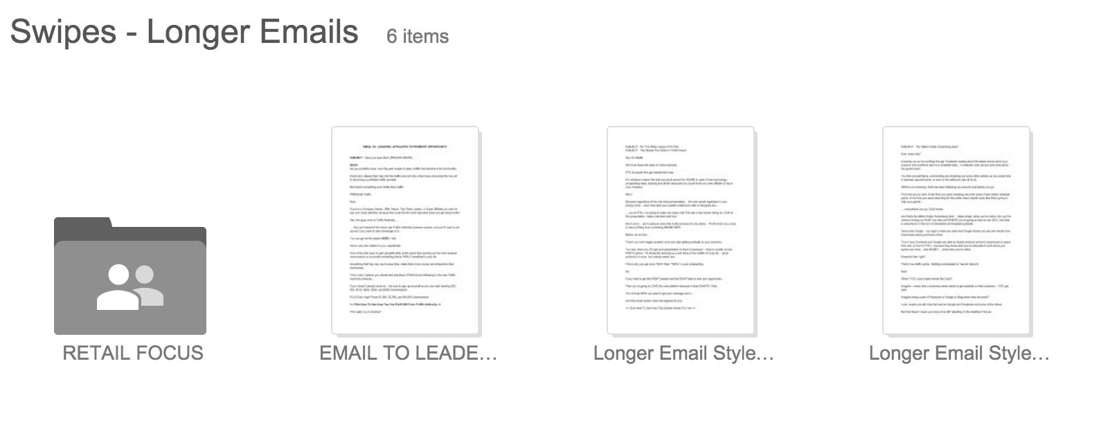 prewritten-emails