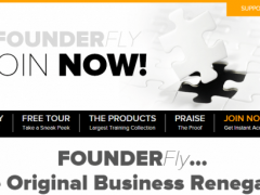 What is Founder Fly? It Simply Rocks