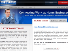 Is Be the Boss Network Legit? You are Promised to Start Earning from Home Immediately