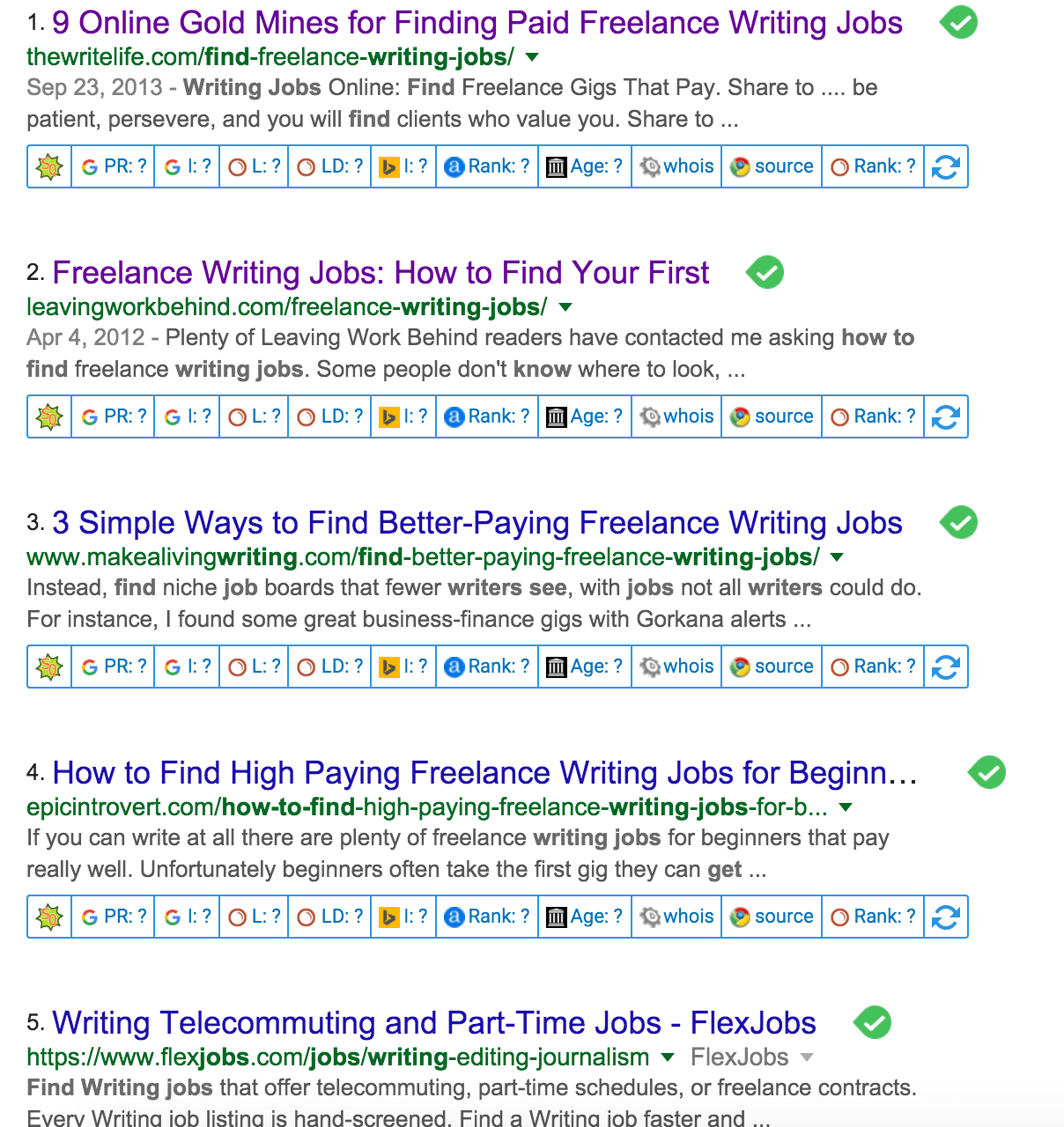Essay writing jobs