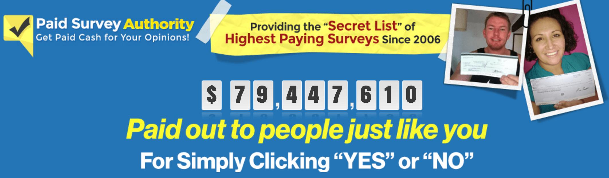 paid-survey-authority-scam-logo
