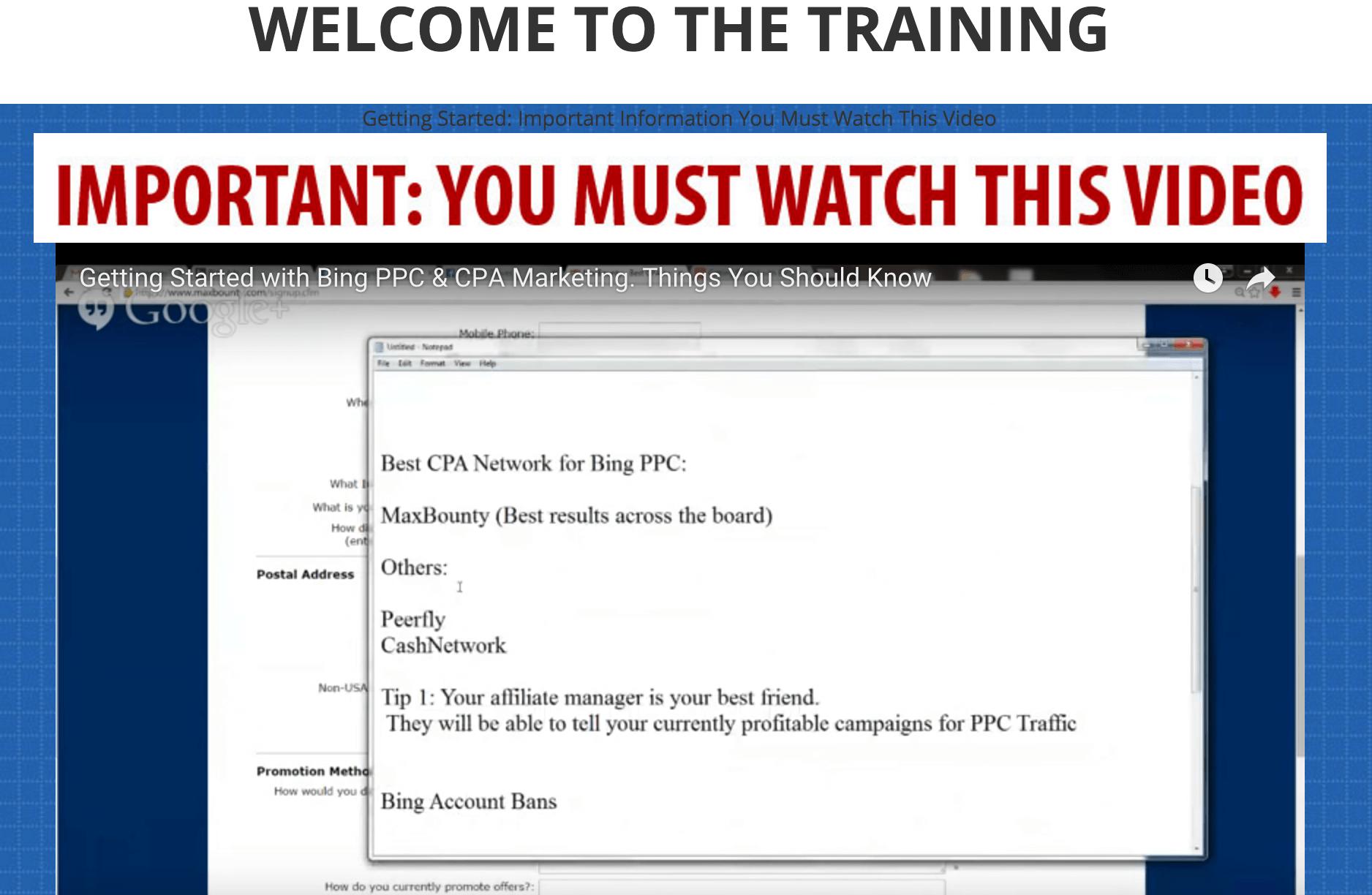 Bing-ppc-training-modules