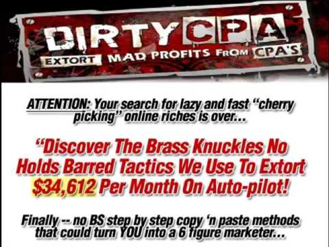 Dirty CPA Review – It Could be a Good Program