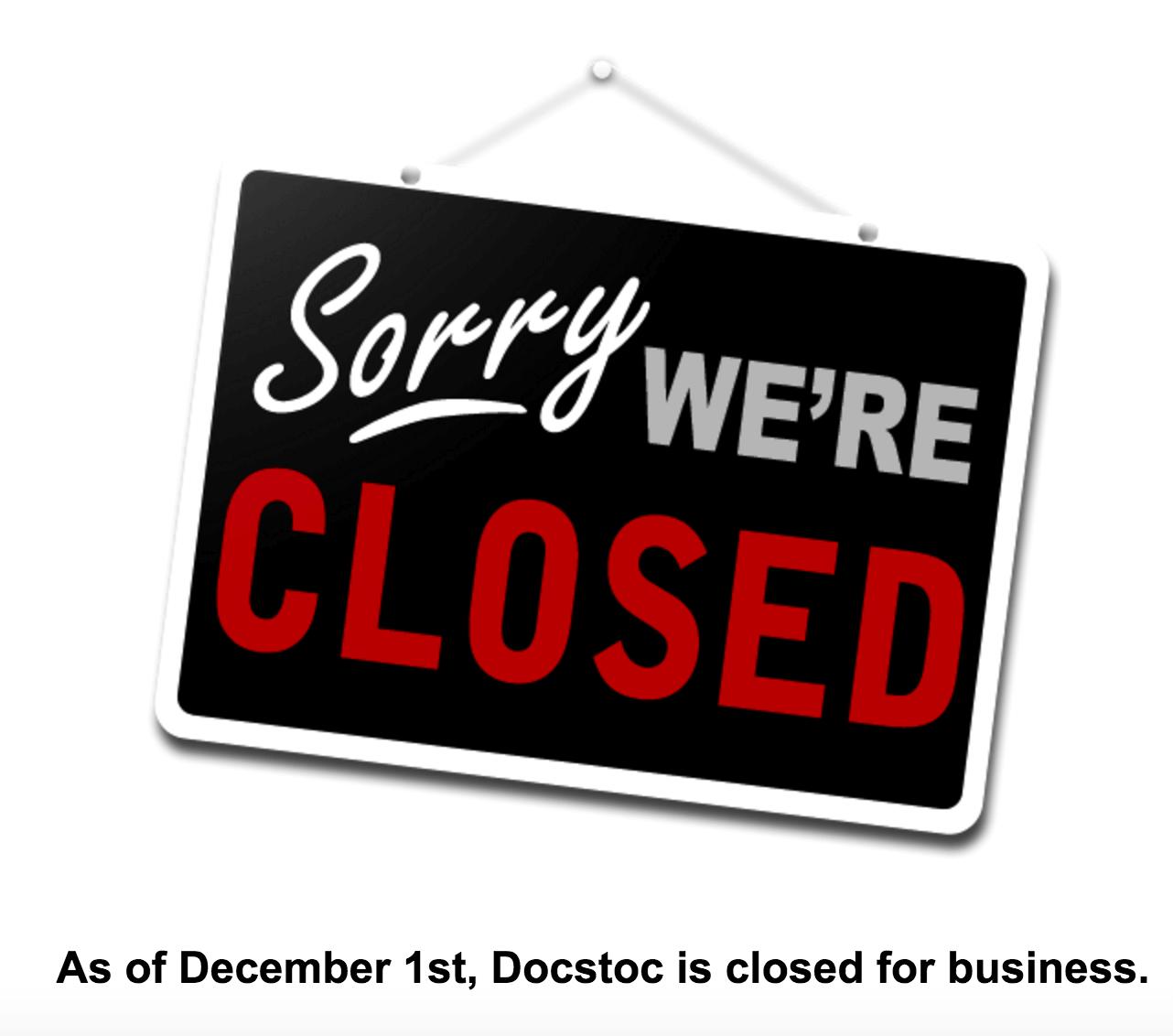 docstoc-closed
