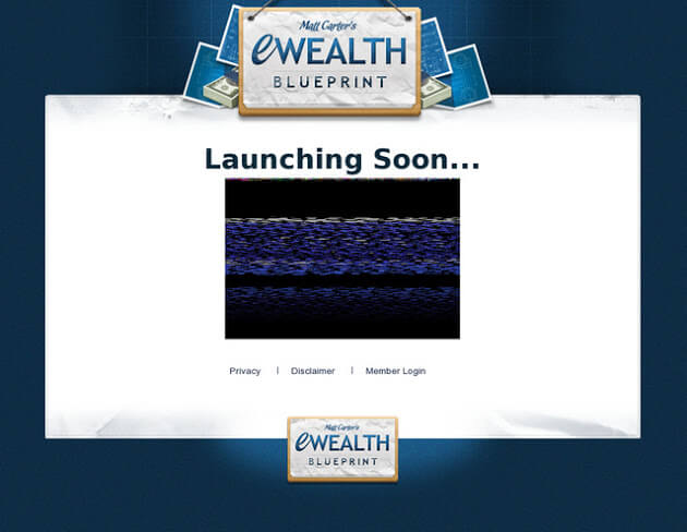 What is e Wealth Blueprint – This domain may be for sale!