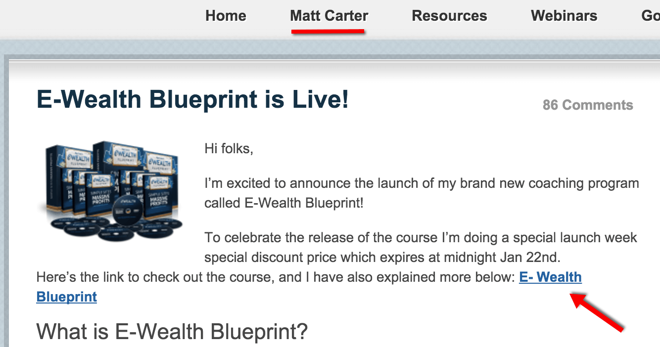 What is e wealth blueprint this domain maybe for sale your final word about e wealth blueprint malvernweather Gallery