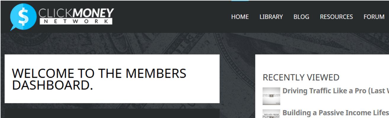 members-area