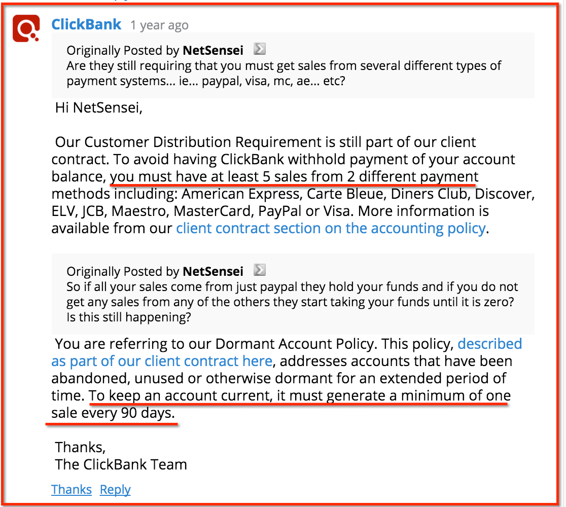 official-clickbank-reply