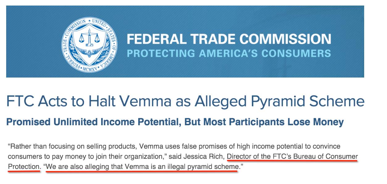 FTC-warning