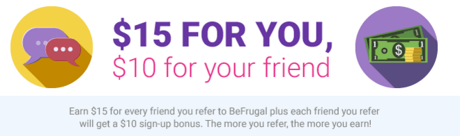Befrugal-referral-program