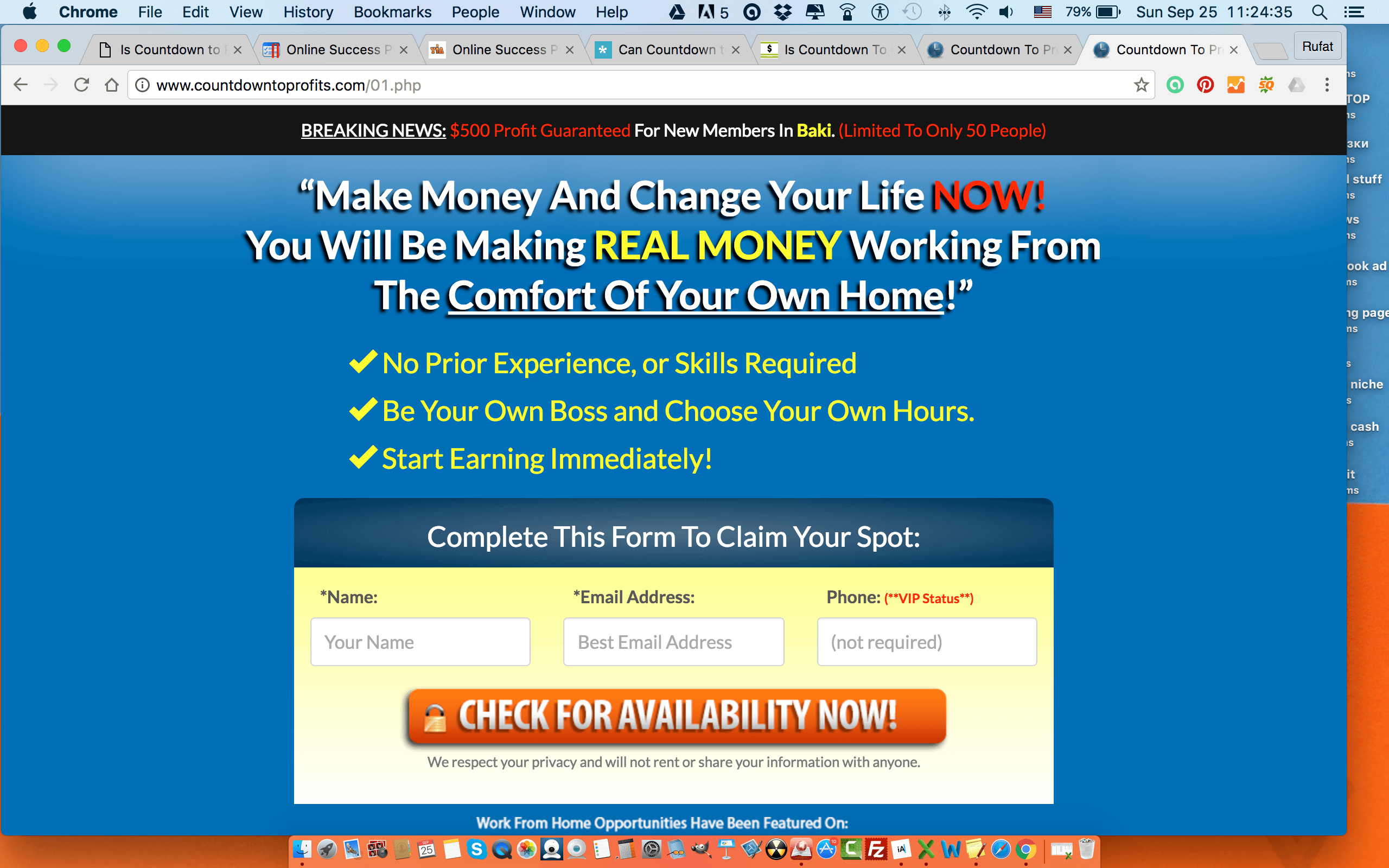 countdown-to-profits-landing-page