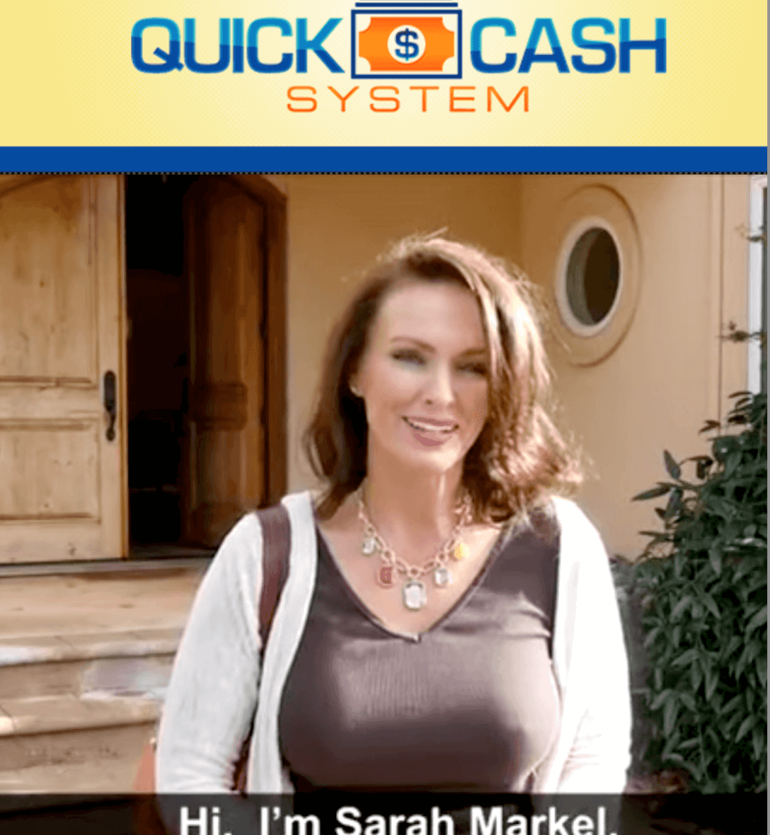 Quick cash system wikipedia
