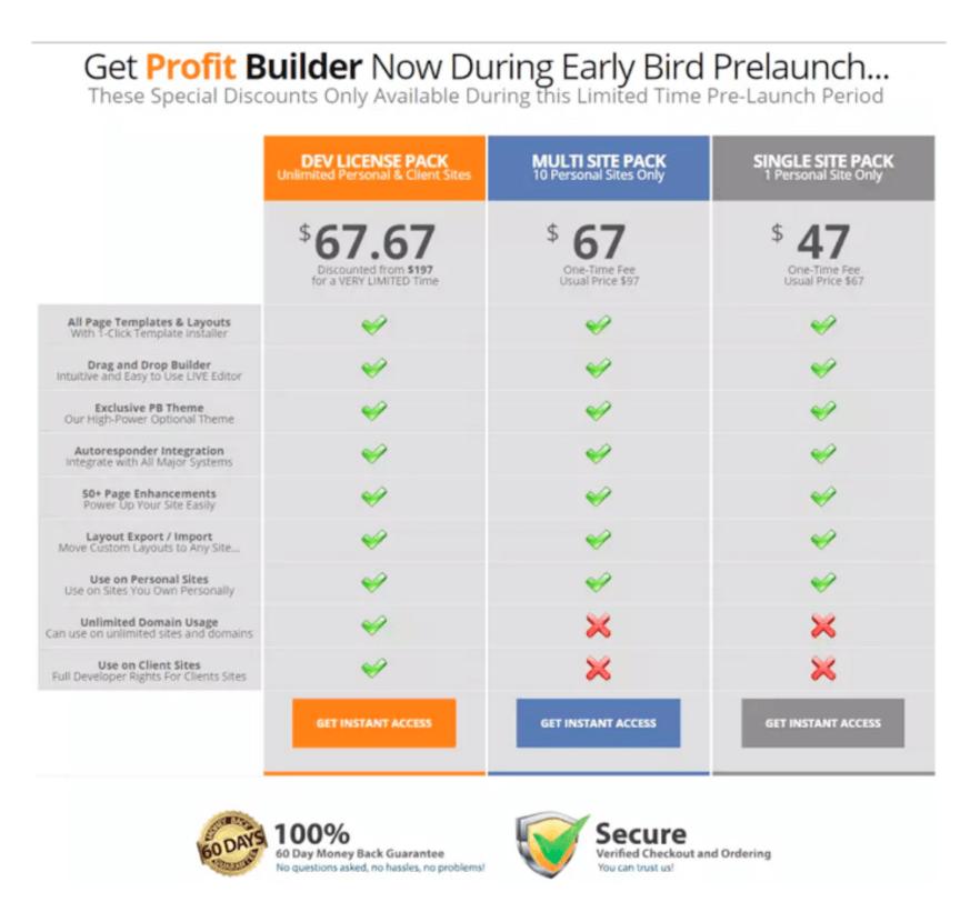 profitbuilder-price