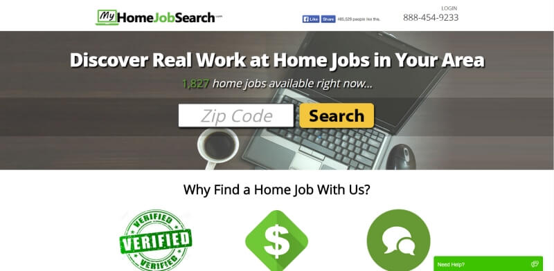 Is My Home Job Search a Scam? Not Exactly a Scam but it Has Many Scam Signals