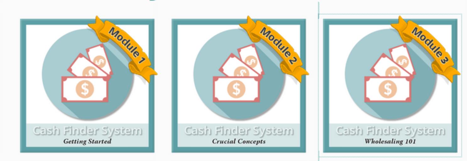 cash finder system