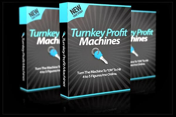 Turnkey Profit Machines Review – My Realistic Review