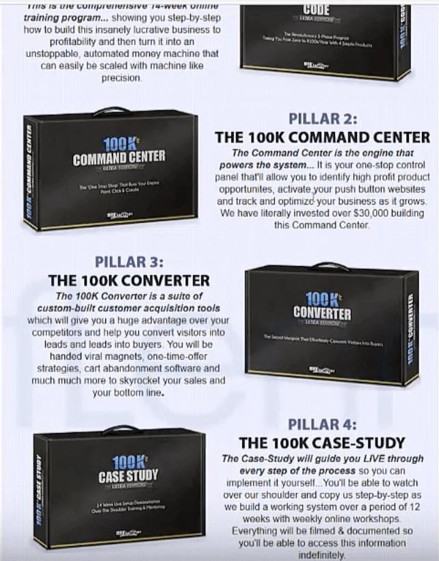 100k Factory packs