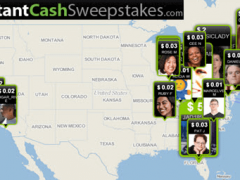 Instant Cash Sweepstakes Review or How to Win $50?