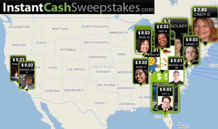instant cash sweepstakes review instant cash sweepstakes review or how to win 50 your 7068