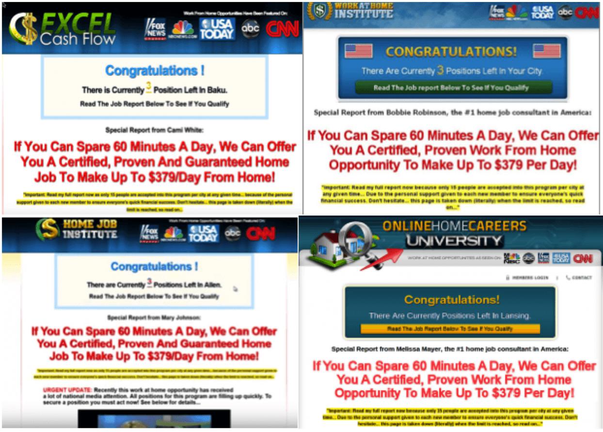 duplicate websites