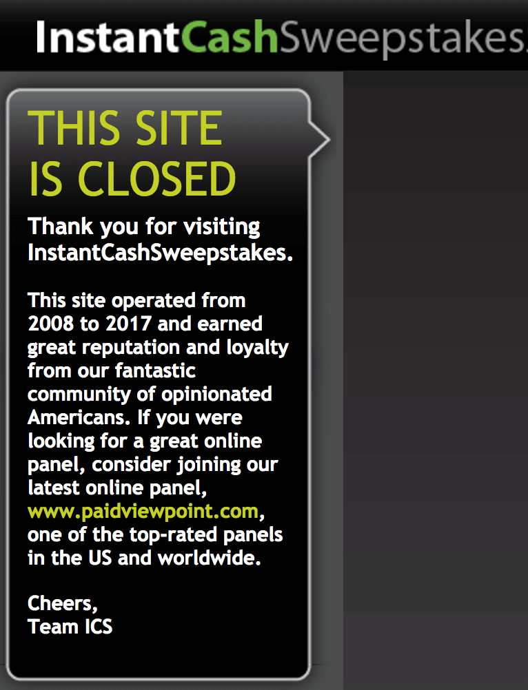 instant cash sweepstakes review instant cash sweepstakes review or how to win 50 your 9769