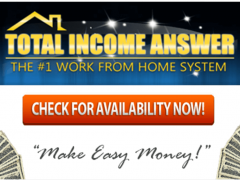 Is Total Income Answer a Scam? Total Disappointment